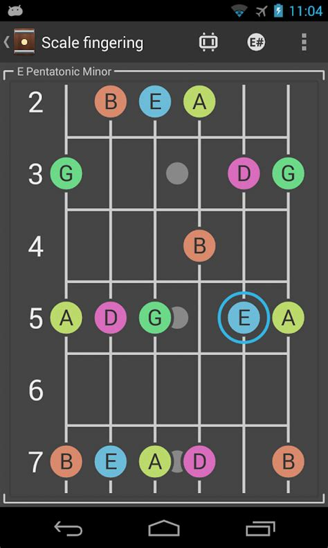 Chord Lookup Chord Guitar Chord Finder Android Apps On Play