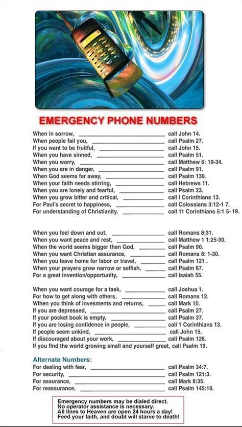 Guardian Number 911 Ministry For Jesus