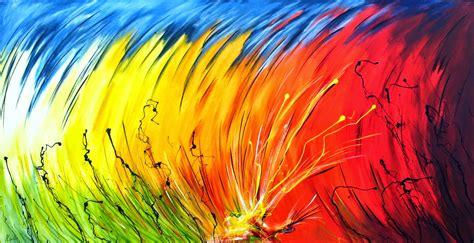 imagenes abstractas faciles de hacer cuadros pinturas oleos ejemplos de cuadros abstractos