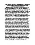 Chimney Sweep Essay by Chimney Sweep Gcse Marked By Teachers