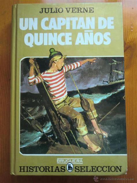 libro un capit 225 n de quince a 241 os 1 984 de juli comprar libros de novela infantil y juvenil en