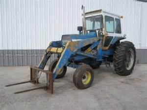 Ford 8000 Tractor For Sale 1968 Ford 8000 Tractor For Sale At Equipmentlocator