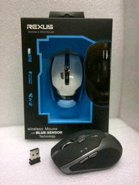 Rexus Wireless Mouse Rx 107 mix max acc computer mouse wireless