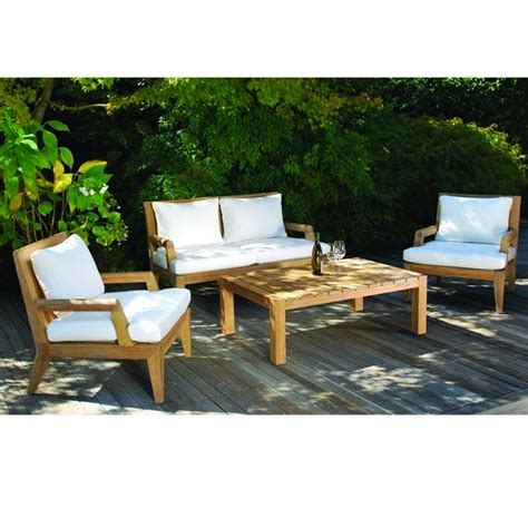 kingsley outdoor furniture costco 1000 images about teak on armchairs settees