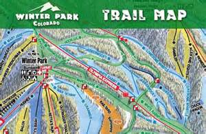 winter park co trail map