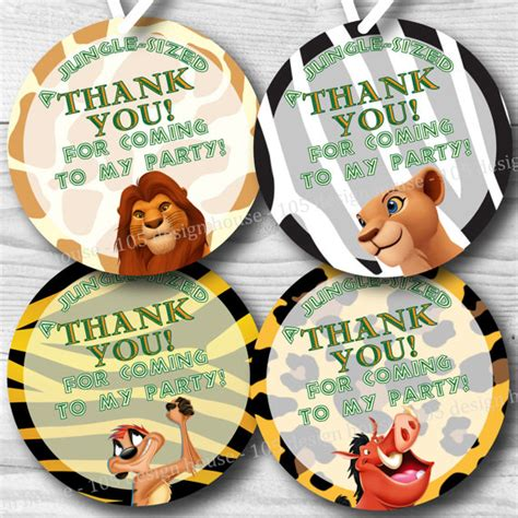 King Favors by King Favor Tag Printable 2 5 Inch Favor Tags Instant