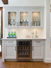 Cabinets For Bars For Homes Home Bar With Quartz Countertops Ideas Design Photos Houzz