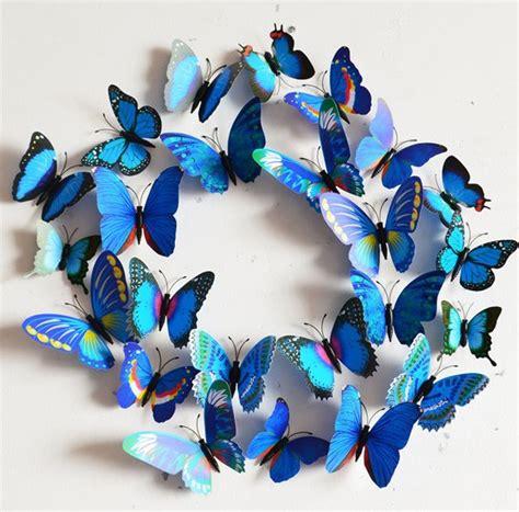 Charmant Decoration Murale Papillon 3d #9: Pap3Dbleu.jpg