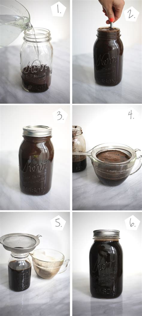 how to make espresso coffee how to make cold brew coffee all sorts of pretty