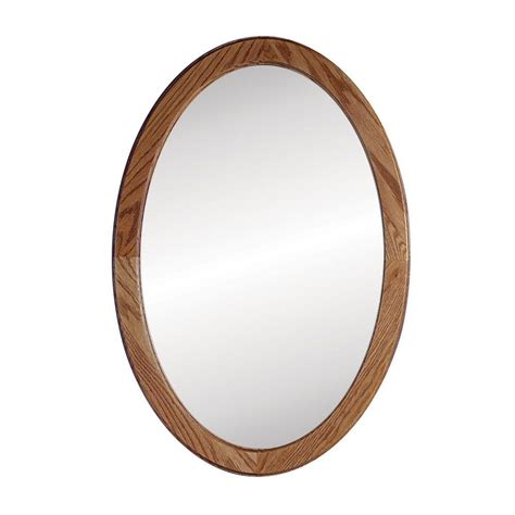 oval recessed medicine cabinets with mirrors dunhill 21 in w x 31 in h x 3 5 in d oval recessed