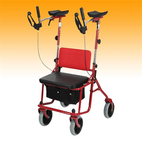 walker with bench seat forearm walker with seat and meal tray 329