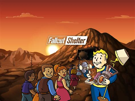 fallout shelter update adds  touch support scrapping