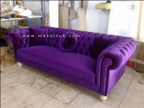 pink leather couch for sale american chesterfield counches blue purple pink handmade