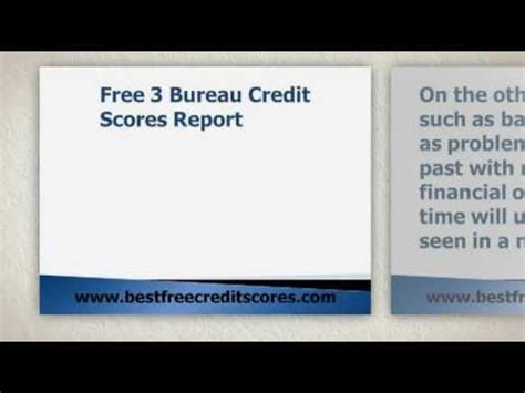 3 bureau credit report free 3 bureau credit report free 28 images how to get your