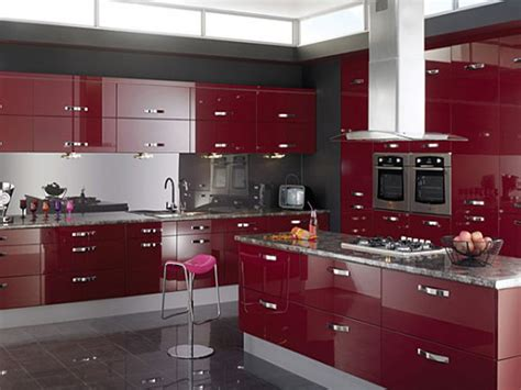 red kitchen design ideas modern kitchen design 2015 photo 2017 kitchen design ideas