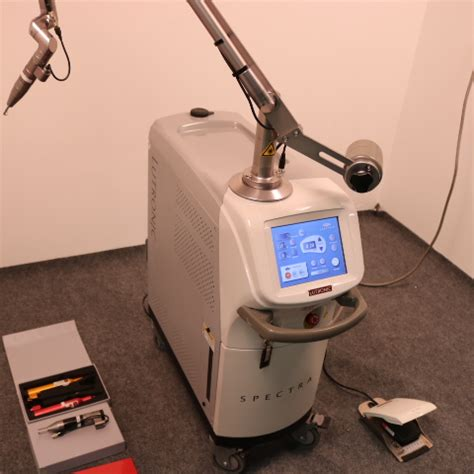 spectra laser tattoo removal lutronic spectra vrm iii 2011 directmed lasers