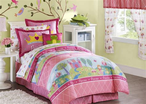 beautiful bedding sets for girl kids bedroom decoration