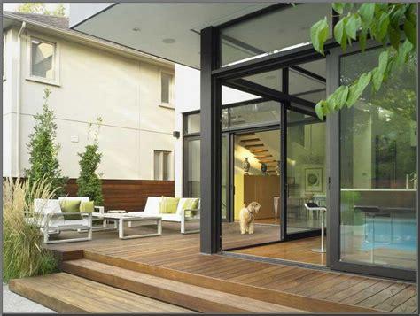model teras rumah   kaca desain rumah minimalis