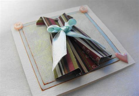Mini Origami Paper - gift card origami mini paper dress felt