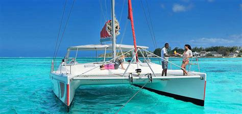 catamaran cruise in mauritius price catamaran cruise to ile aux cerfs from mauritius south
