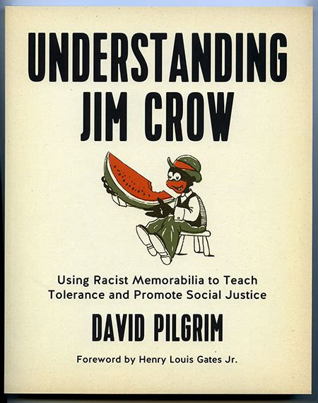themes in the new jim crow pilgrim s book on jim crow museum collection published
