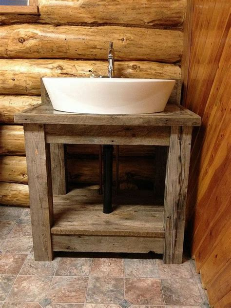 reclaimed vanity bathroom reclaimed wood bathroom vanity