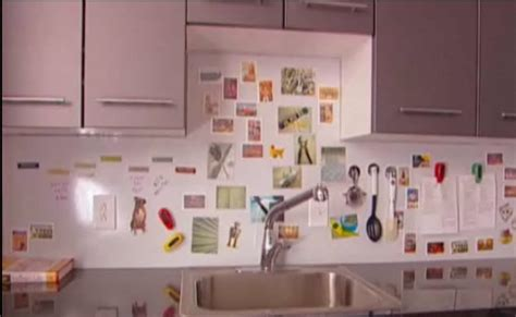 make your own backsplash magnet kitchen backsplash