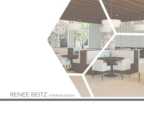 interior design portfolio by reneebeitz issuu