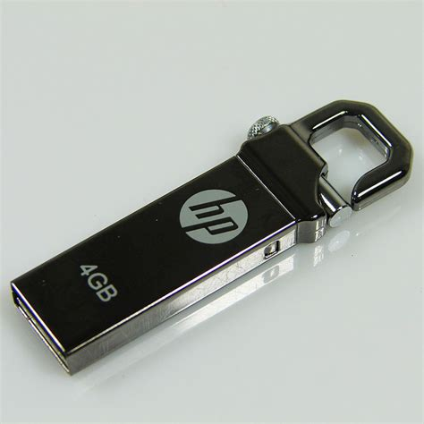 Usb Hp 4gb hp v250w 4gb metallic flashdisk