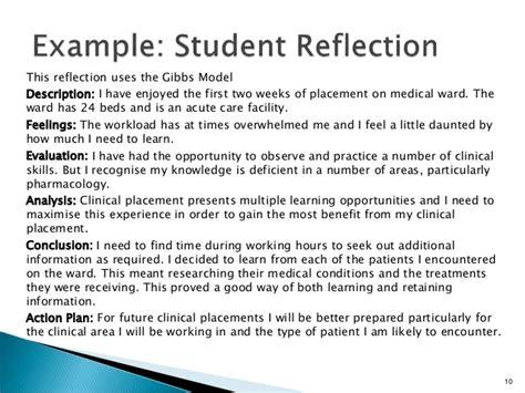 gibbs reflective model template nursing essay using gibbs reflective cycle coursework
