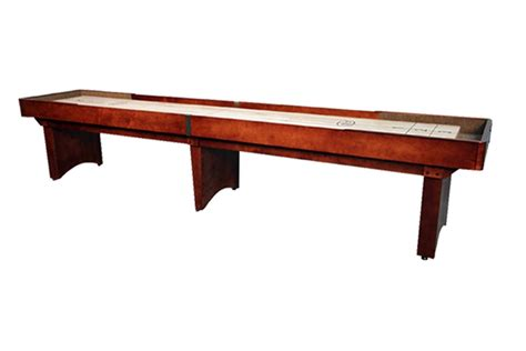 Mcclure Tables by 22 Foot Tournament Shuffleboard Table Mcclure Tables