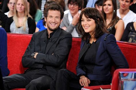 guillaume canet and wife marion cotillard and guillaume canet ranked 56 on the
