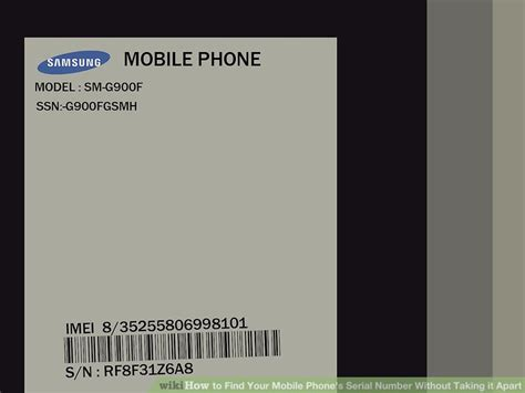 find your mobile phone how to find your mobile phone s serial number without