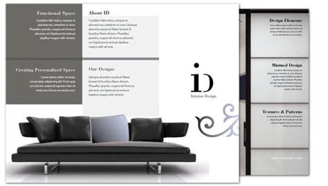 Tri Fold Brochure Template For Interior Design Order Custom Tri Fold Brochure Design Interior Design Brochure Template Free
