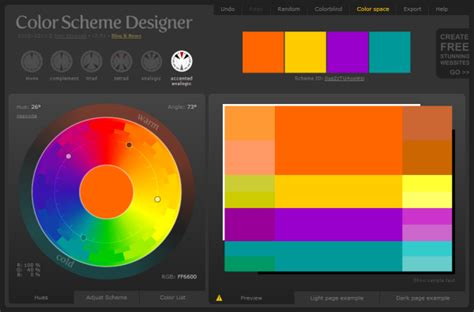 color schemes designer picking a color palette for your game s artwork