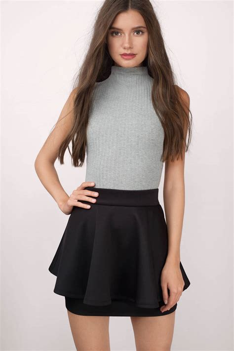 Skirt Highwaist cheap black skirt black skirt high waisted skirt