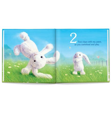 snuggle bunnies books personalized my snuggle bunny storybook books