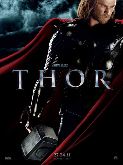 thor movie wikia image thor poster 01 jpg marvel movies fandom