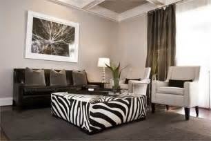 zebra print living room set 21 modern living room decorating ideas incorporating zebra