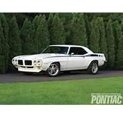 1969 Pontiac Firebird Side