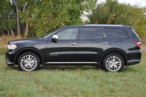 2015 Dodge Durango Citadel AWD: Unapologetically SUV