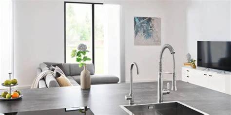 rubinetti grohe cucina rubinetti per la cucina miscelatori hi tech cose di casa