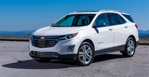 Chevrolet Equinox 2020 by 2020 Chevrolet Equinox Review Changes Engine 2019