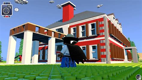 build a mansion lego worlds building a mansion česky 60fps youtube