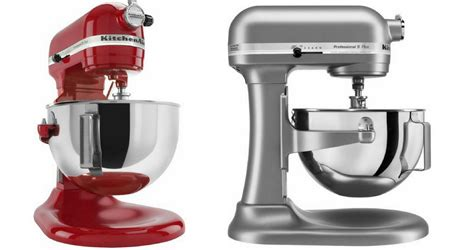 Kitchen Aid Mixer Deals by Kitchenaid Professional Stand Mixer For 199 99 Shipped