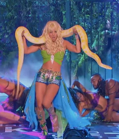 celebrity skin lip sync kaley cuoco and her snake channel britney spears in lip