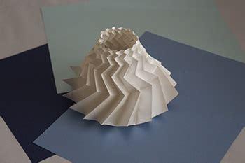 Origami Forms - ezra magazine cornell universe