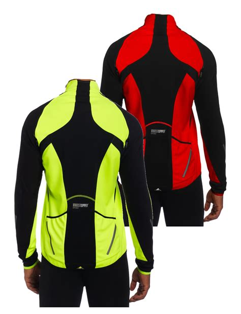 cycling outerwear gore men s phantom 2 0 softshell cycling jacket