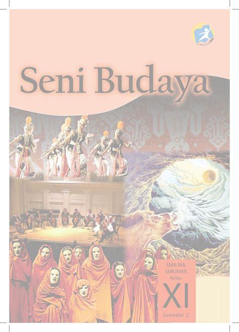 Buku Agendaagenda Buku Ii 707 seni budaya sma ma smk mak kelas xi semester 2 by perpus