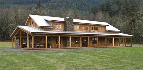 post frame buildings  pole barn construction